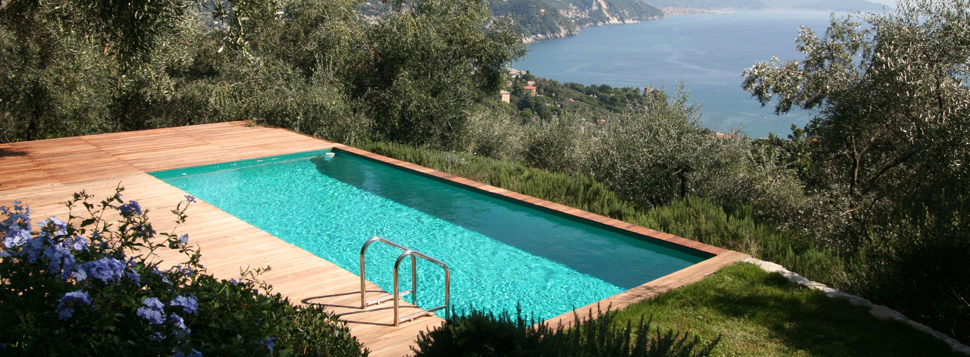 Piscine soppalcate professione piscina - Vendita piscine pescara ...