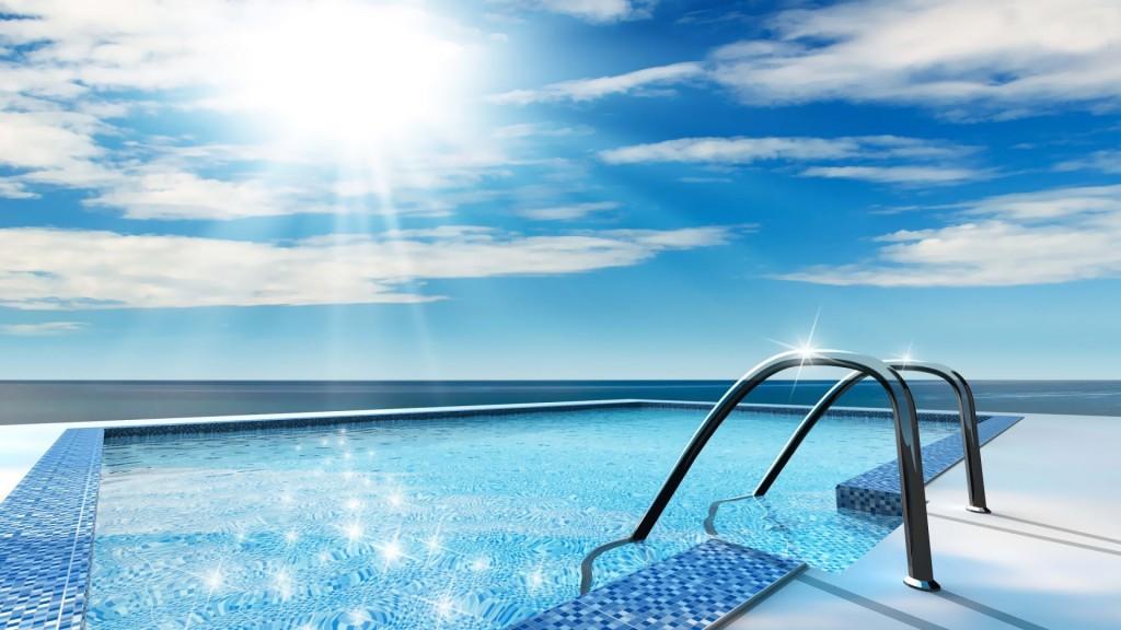 Acqua calda in piscina professione piscina - Acqua orecchie piscina ...