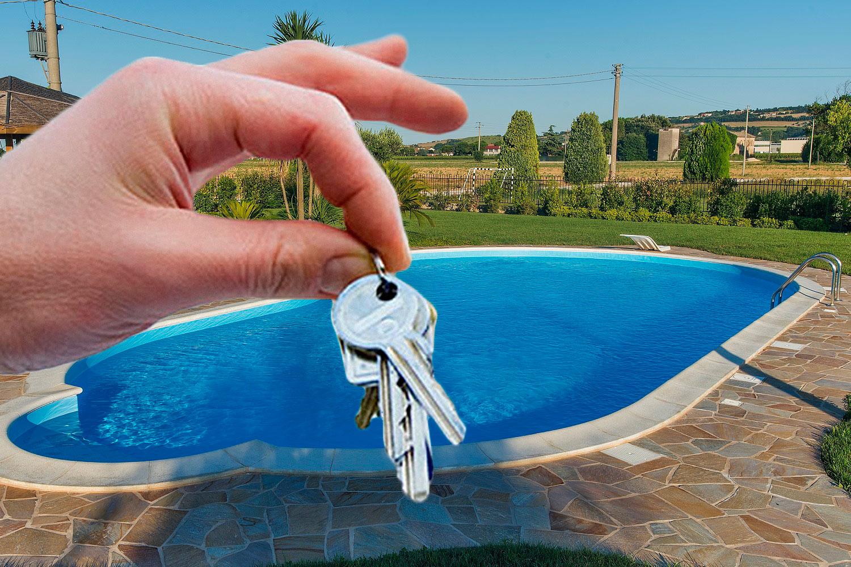 Swimming pool turnkey job pros and cons professione piscina - Costo piscina chiavi in mano ...