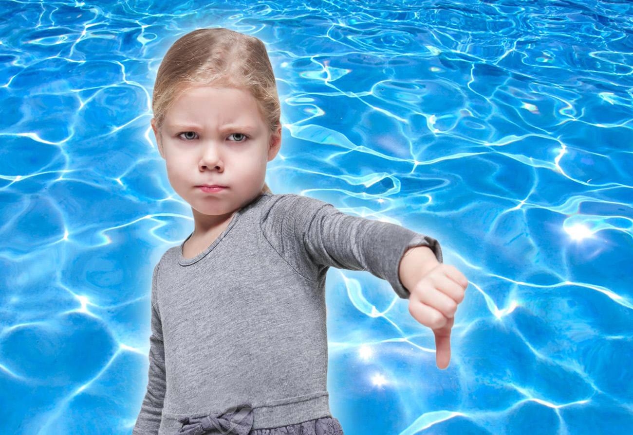 I 5 svantaggi della piscina professione piscina for Costi di costruzione della piscina