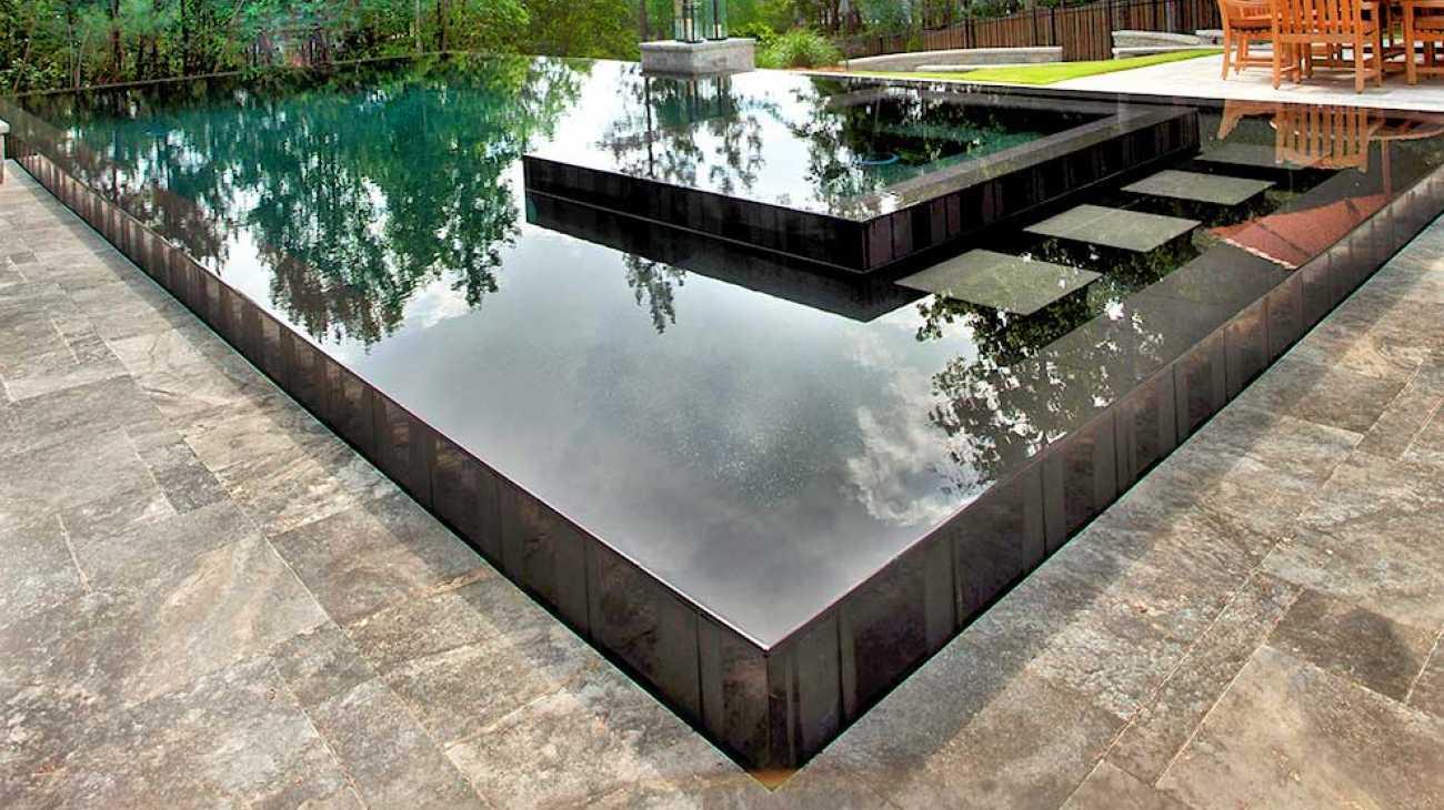 Overflow Pools Professione Piscina