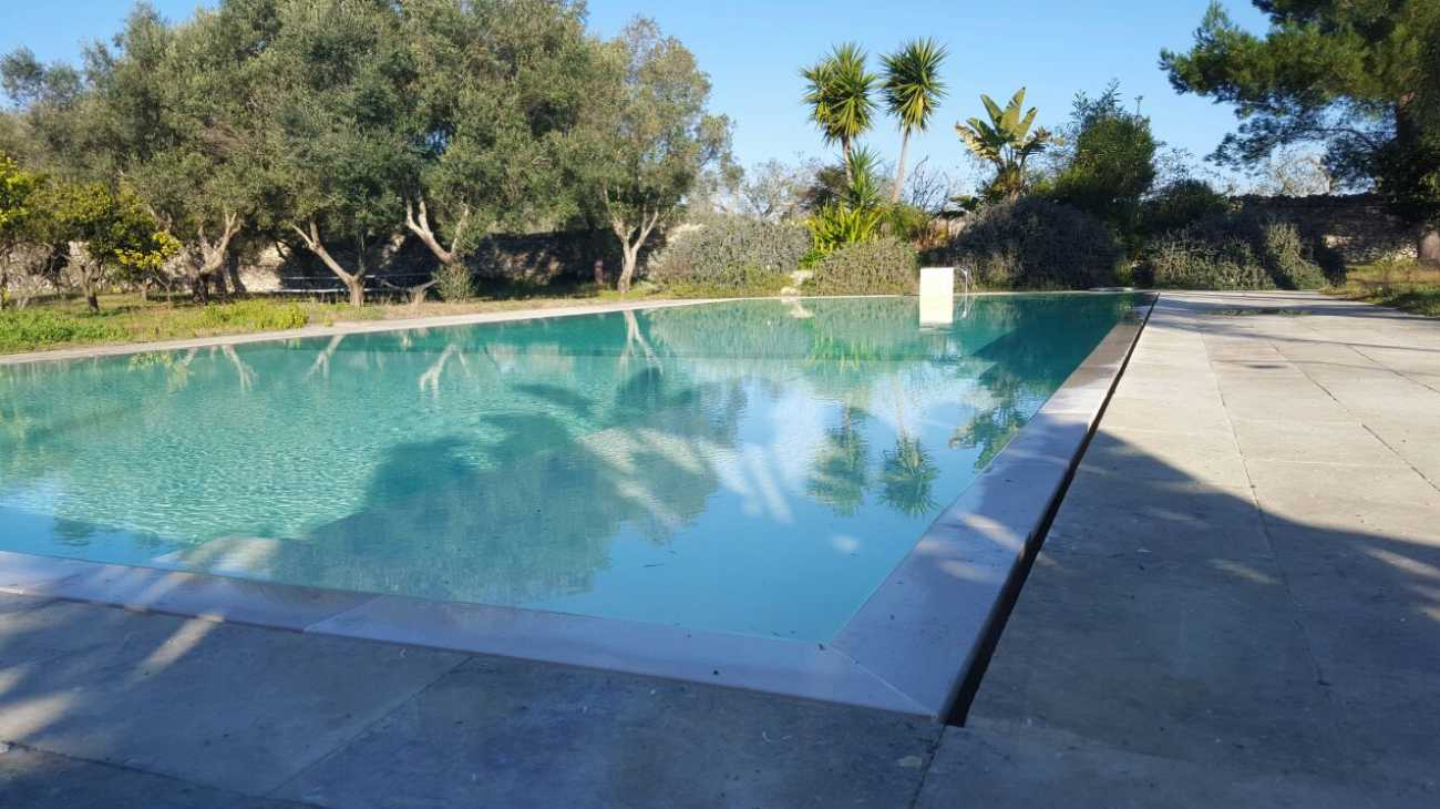 Overflow pools | Professione Piscina
