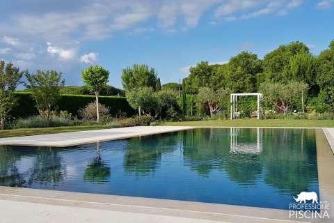 piscina di lusso - alto livello