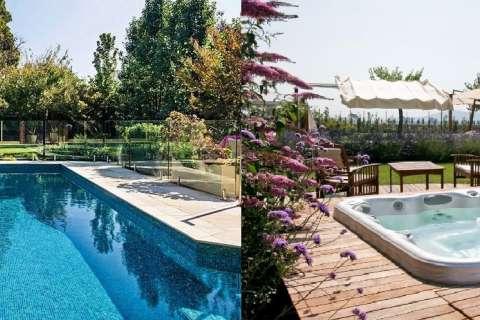 piscina vasca idromassaggio