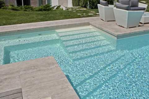 idromassaggio piscina