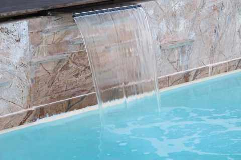 lama d'acqua piscina