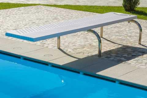 trampolino rigido