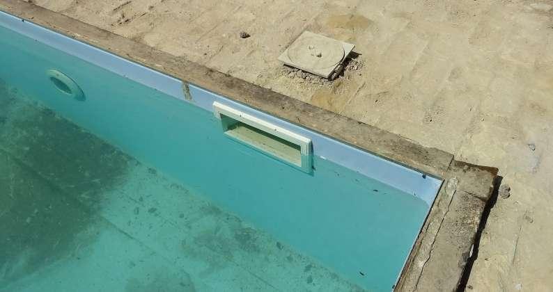 cattivi lavori in piscina