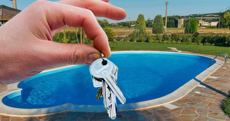 piscina lavoro chiavi in mano