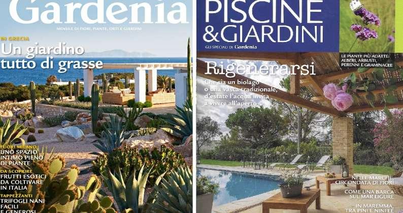 gardenia rivista luglio 2021